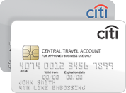 Citi® Central Travel Account (CTA)