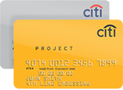 Citi® Project Card