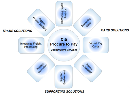 Citi Procure To Pay Payments Treasury And Trade Solutions